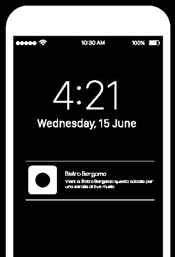 StarApp - Prodotto - Funzionalità - smartphone