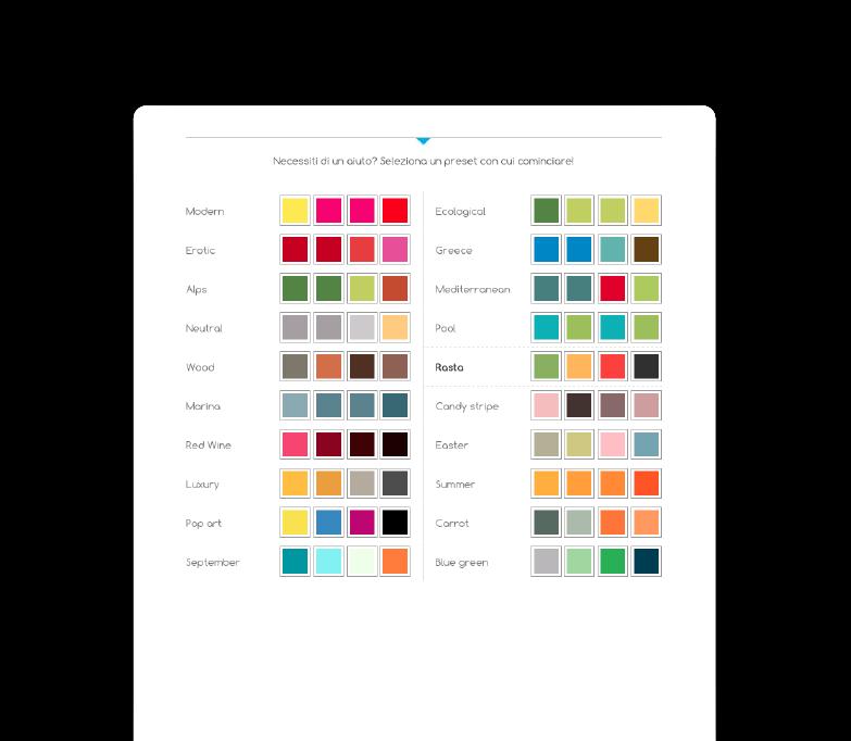 StarApp - Prodotto - Design - Graphic