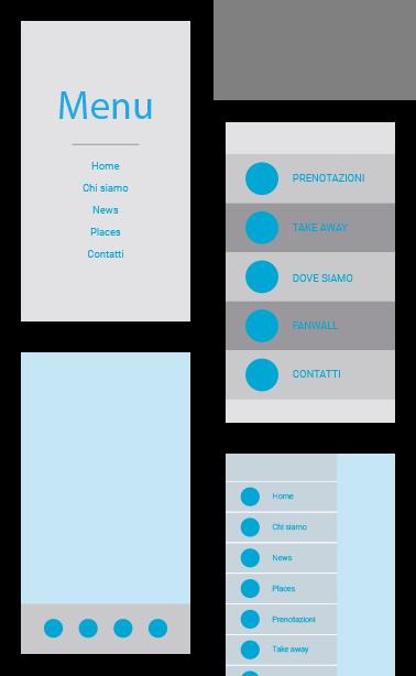 StarApp - Prodotto - Design - Layouts
